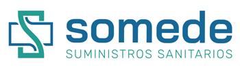 Somede Suministros Sanitarios Logo